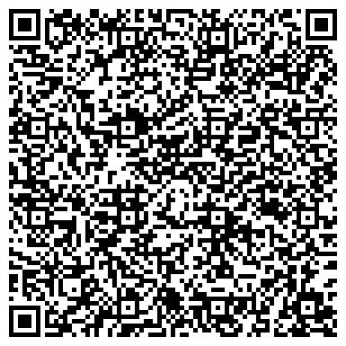 QR-код с контактной информацией организации Лувр, строительная компания, ООО