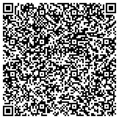 QR-код с контактной информацией организации Харьковский экспериментальный завод (ХЭЗ), ЗАО