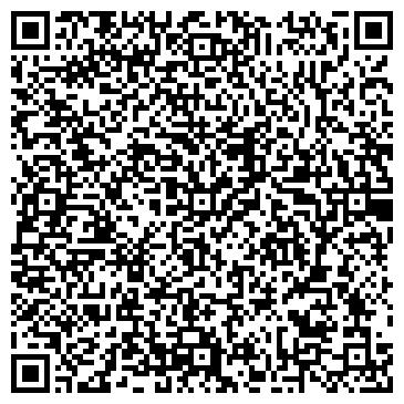 QR-код с контактной информацией организации Мет-Сервис, ООО