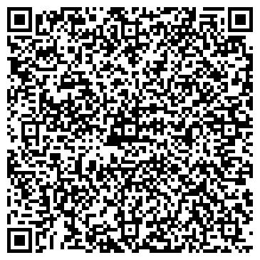 QR-код с контактной информацией организации Данея, ООО