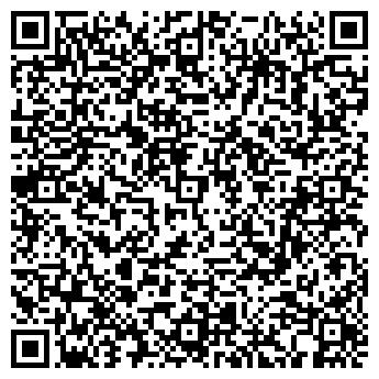 QR-код с контактной информацией организации СК Максвл, ООО