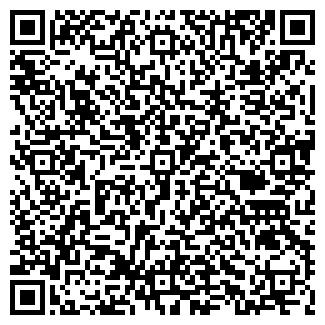 QR-код с контактной информацией организации OOO, ЧП