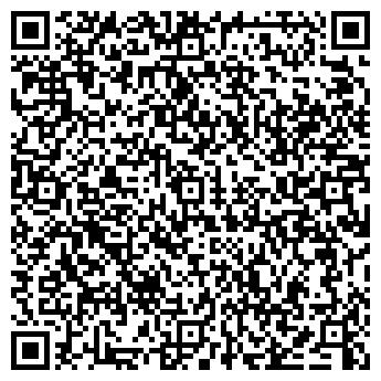 QR-код с контактной информацией организации Будпластик, ООО