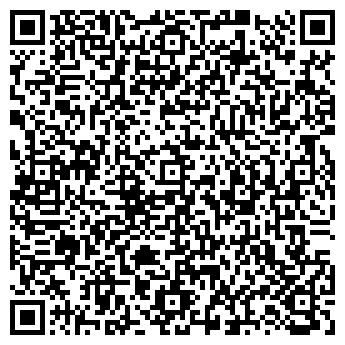 QR-код с контактной информацией организации Меттрейд,ЧП
