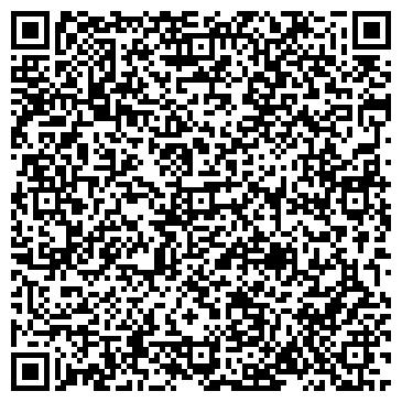 QR-код с контактной информацией организации Леонов, ФОП