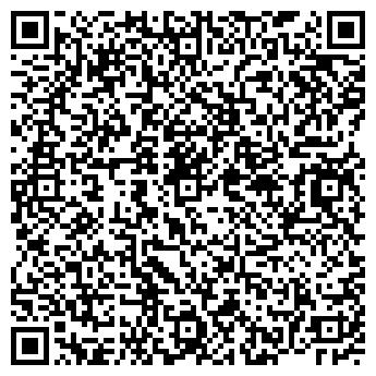QR-код с контактной информацией организации Металлист, ЧП