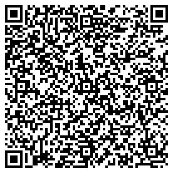 QR-код с контактной информацией организации Технофор Украина, ООО