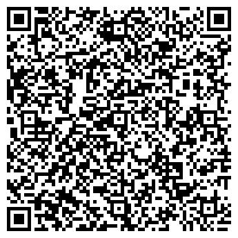 QR-код с контактной информацией организации Кладык, ЧП