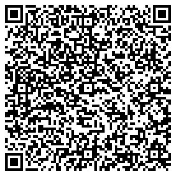QR-код с контактной информацией организации Вторсервис, ООО