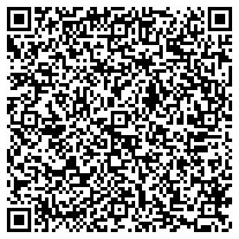 QR-код с контактной информацией организации АМО1, ООО