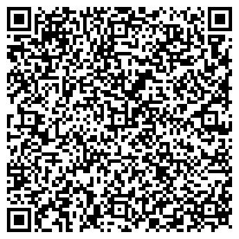 QR-код с контактной информацией организации Олмос, ООО