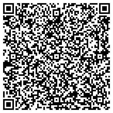 QR-код с контактной информацией организации Кривбасспроект, ГП