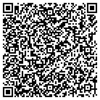 QR-код с контактной информацией организации Окнос Сервис, ООО