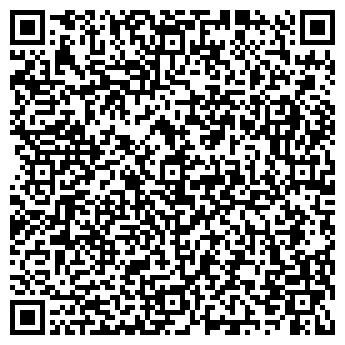 QR-код с контактной информацией организации БМК Планета-Мост, ООО