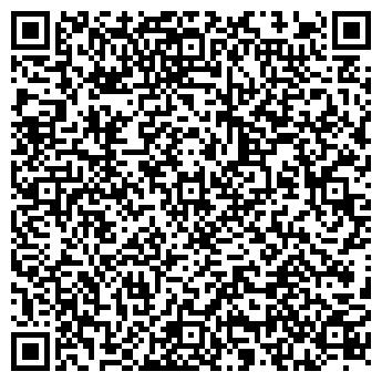 QR-код с контактной информацией организации МИЛЛЕННИУМ