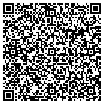 QR-код с контактной информацией организации Абра, ООО