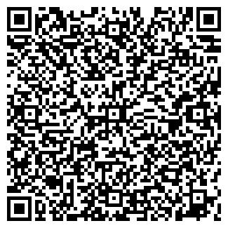 QR-код с контактной информацией организации CHROM, ООО