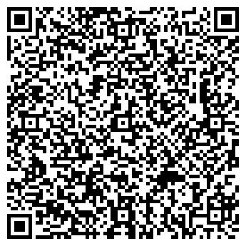 QR-код с контактной информацией организации Екстудер, ООО