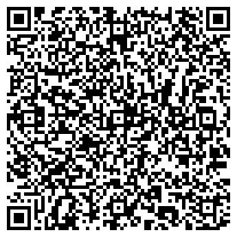 QR-код с контактной информацией организации Б.Л.К. , ООО
