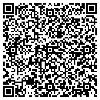 QR-код с контактной информацией организации Galvanix