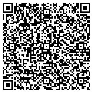 QR-код с контактной информацией организации ЛОГО