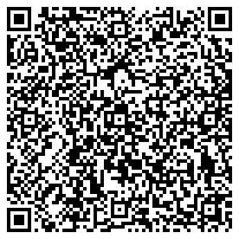 QR-код с контактной информацией организации Теплотехника