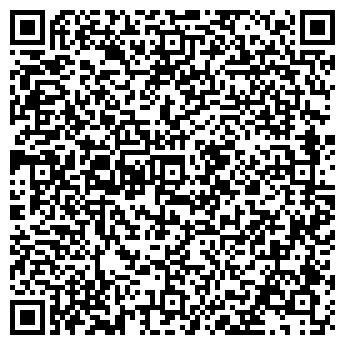 QR-код с контактной информацией организации ООО «Экран УКВ»