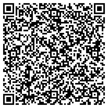 QR-код с контактной информацией организации Метрополис ГРУП