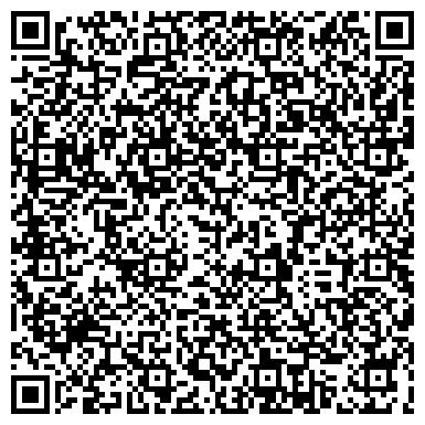QR-код с контактной информацией организации ООО «ССК» филиал «ХСРЗ имени Куйбышева»