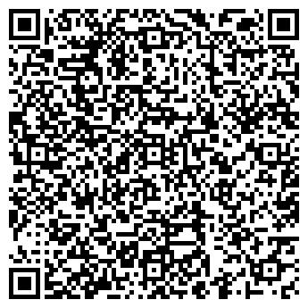 QR-код с контактной информацией организации Академия Казахсаулет, ТОО