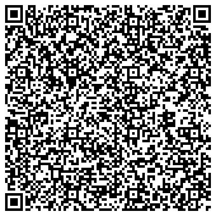 QR-код с контактной информацией организации КазНИИ по безопасности работ в горной промышленности, ТОО