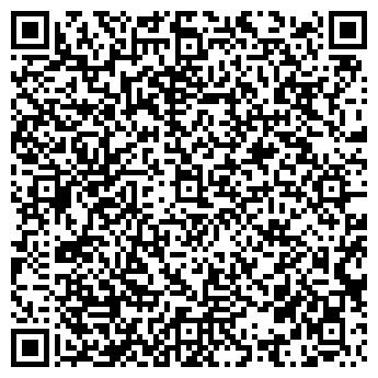QR-код с контактной информацией организации Альпроф, ИП