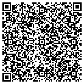 QR-код с контактной информацией организации ООО Fantom_neon