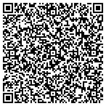 QR-код с контактной информацией организации Aleks School