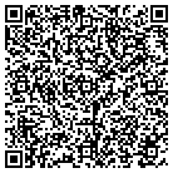 QR-код с контактной информацией организации ENGLISHLAND