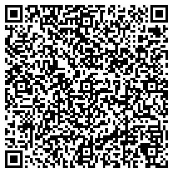 QR-код с контактной информацией организации ДЕТСКИЙ САД № 1880