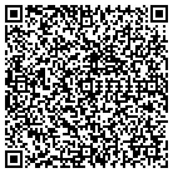 QR-код с контактной информацией организации BRW