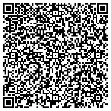 QR-код с контактной информацией организации МЕХА, ДУБЛЁНКИ