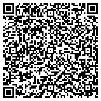 QR-код с контактной информацией организации AIR FRANCE