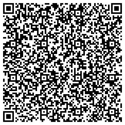 QR-код с контактной информацией организации Служба по обеспечению режима секретности и мобилизационной подготовке