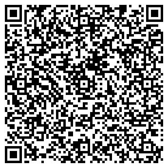 QR-код с контактной информацией организации РАЛЛИ-СЕРВИС