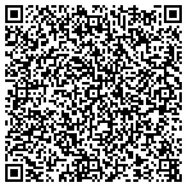 """QR-код с контактной информацией организации Салон-парикмахерская """"Клеопатра+"""""""