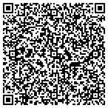 QR-код с контактной информацией организации ПАРИКМАХЕРСКАЯ - ЭКОНОМ