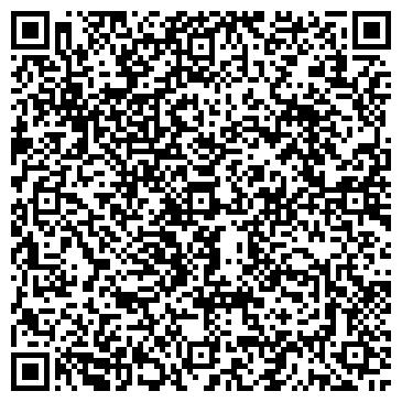 QR-код с контактной информацией организации Кафе Улыбка
