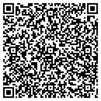 QR-код с контактной информацией организации ШАФРАН