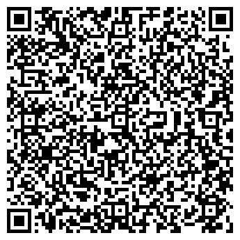 QR-код с контактной информацией организации МЕБЕЛЬНЫЙ ДВОРИК