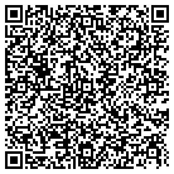 QR-код с контактной информацией организации ПОСОЛЬСТВО КОНГО