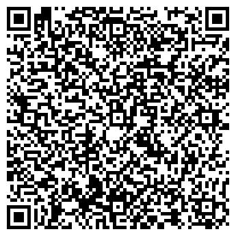 QR-код с контактной информацией организации Ресторан «Рис и Рыба»