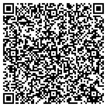 QR-код с контактной информацией организации АФИНА-ТУР