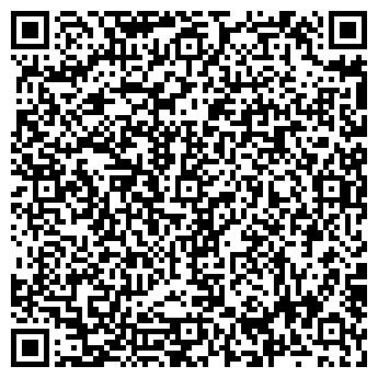 QR-код с контактной информацией организации Агентство пляжного отдыха